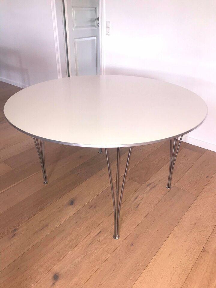 Spisebord, Fritz Hansen, b: 120 l: 120