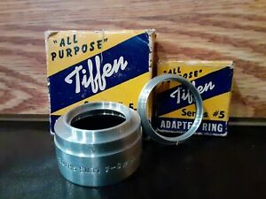 Tiffen-Series-5-A-lens-hood-shade-metal-and-adapter-ring-510