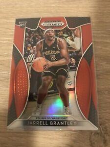 Mint Jarrell Brantley 2019-20 Panini Prizm Draft Picks Red Rookie RC 52