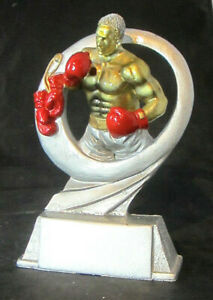 1x-Boxer-Pokal-inkl-Gravur-Bester-Boxer-K-O-silber-gold-Boxsport