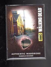 Walking Dead season 4 part 2  M43 Terminus Resident  Wardrope card #2
