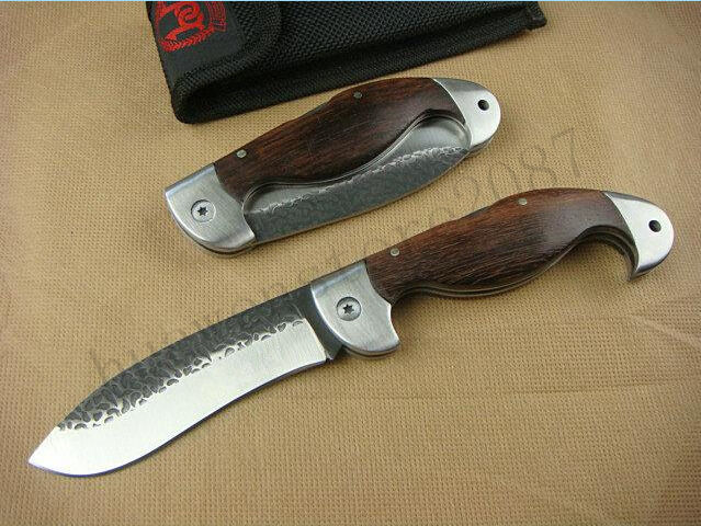 592a2d3e2ae Boda Wood Handle Knife Tactical Saber Camping Rescue Sharp Tool Gift for  sale online | eBay