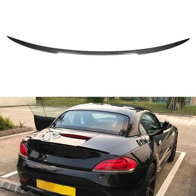 FRP Rear Trunk Spoiler Wing Lip For BMW Z4 E89 20i 23i 28i 30i 35i 09-15 Factory