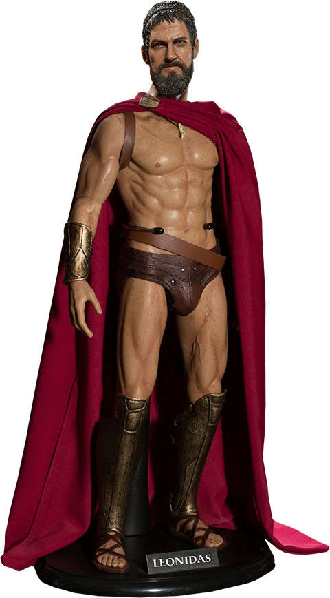 300 - King Leonidas 1 6th Scale Action Figure (Star Ace Toys)  NEW