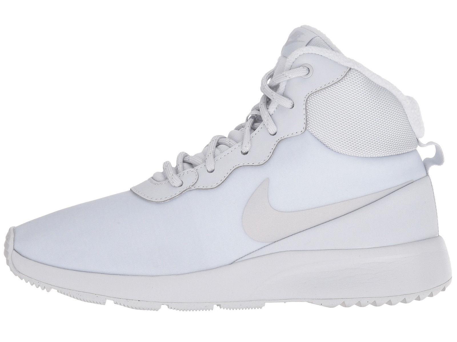 Nike Tanjun High Winter Women's Shoes 861672 100 Size 8 NEW