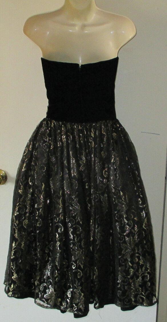 Women Vintage Gunne Sax Cocktail Evening Clubwear… - image 7