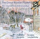 The Great Russian Pianists: The Original Piano Roll Recordings (CD, Apr-2012, Dal Segno)