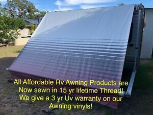 Berrima 10 Replacement Caravan Roll Out Awning Vinyl