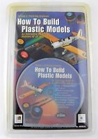 how To Build Plastic Models Testors Cd-rom - Volume 1: Featuring Airplanes