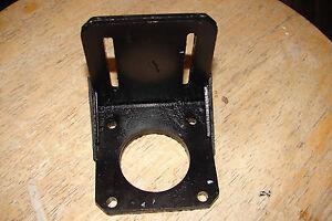 CNC NEMA 23  Motor mount Bracket, for Nema 23 motors  Urethane construction