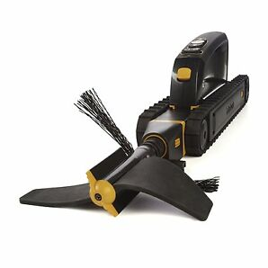iRobot Looj 330 - Black/Yellow - Robotic Vacuum Cleaner