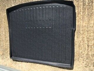 VW TOUAREG 2003-2009 REAR BOOT LINER MAT COVER 1.8mm THICK  75273816