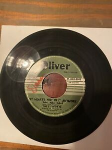 The Steinways My Heart's Not In It Anymore VG- Original Northern Soul