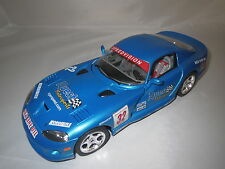 "UMBAU  Dodge  Viper GTS Coupè  #32 ""Iquest Motorsports"" 1:18 ohne Verpackung !"