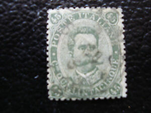 Italy-Stamp-Yvert-and-Tellier-N-42-Obl-A11-Stamp-Italy-A