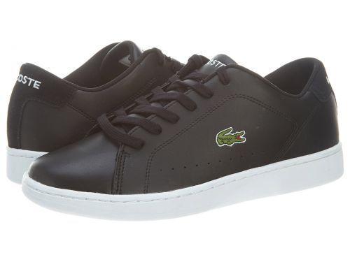 Lacoste Carnaby Ca 7-26SPM5000-312 Zapatos tenis informales para Hombre Negro Talla 8