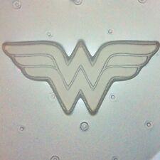 Flexible Resin Mold Wonder Woman Logo Mould Resin Craft Supplies