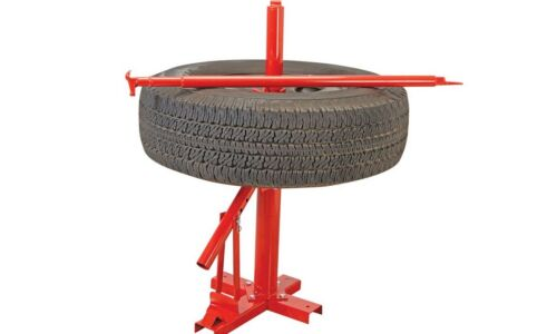 Car Auto Light Truck Small RV Portable All Steel Tire Changer For Home//Garage