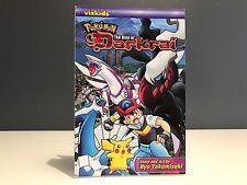 Pokemon The Rise of Darkrai Manga Vizkids