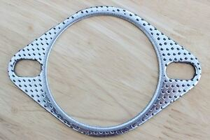 """3"""" / 76mm Two Pin Performance Exhaust Gasket - universal for aftermarket exhaust"""
