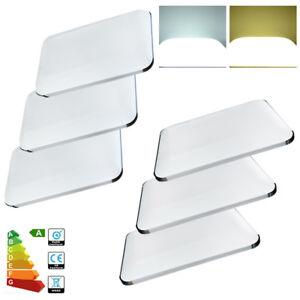 LED-plafonnier-36w-48w-96w-moderne-Lampe-de-plafond-Carre-Blanc-froid-chaud