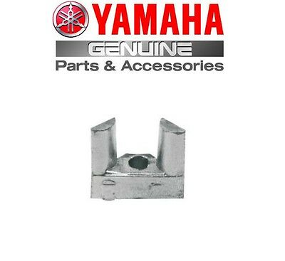 Silver Outboard Anode Anticorrosion Block for Yamaha Marine3//4//5//6HP Engine