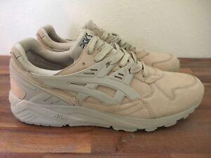 Details About Trainer Retro Size Kayano H72qj 10 Sneaker Gel Men Asics Sandsand RqA34jL5