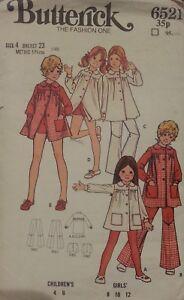 "** Vintage Sewing Pattern ** Enfant/filles Jouer Robe, Short & Pantalon **-s/girls Play Dress, Shorts & Trousers**"" Data-mtsrclang=""fr-fr"" Href=""#"" Onclick=""return False;"">afficher Le Titre D'origine Artisanat Exquis;"