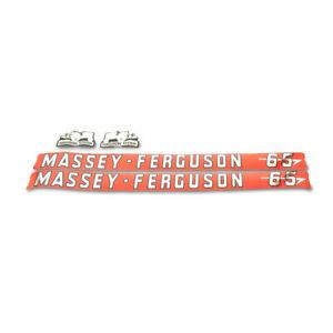 Aufkleber-Massey-Ferguson-MF-65