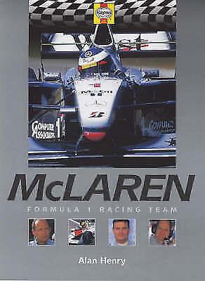 McLaren: Formula 1 Racing Team (Formula 1 Teams)