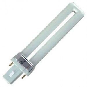 Kompakt Fluoreszierend Lampe 11w=75w Niedrige Energie G23 2 Pin Warm Lang Leben