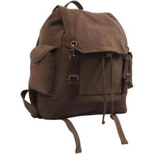 Рюкзак rothco vintage flight bag городские рюкзаки купить в москве