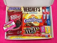 Taste of the USA Gift Box - Birthday Xmas American Retro USA Candy Sweets