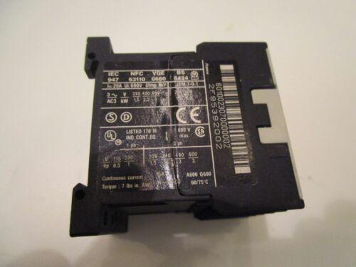 Telemecanique Leistungsschütz LC1K0601 einwandfrei