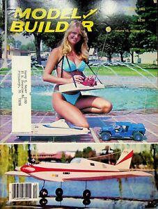 Model Builder Magazine December 1982 Volume 12 Number 131 m970