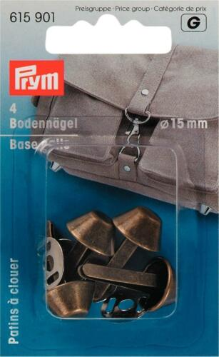 Sol Clous pour poches 4 pcs 15mm prym poches sol