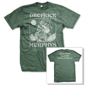 Authentic DROPKICK MURPHYS Short Stories Youth Crew T-Shirt S M L XL 2XL NEW