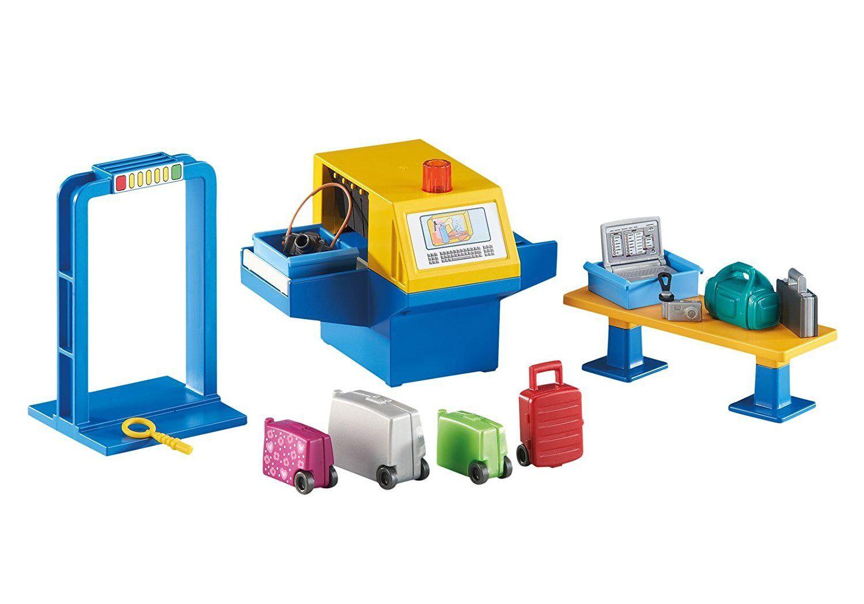 Playmobil 6500. Bereich -Kontrolle Gepäck Flughafen