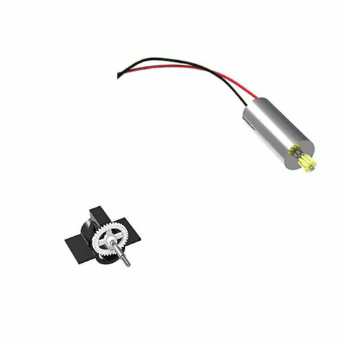 761-5 761-4 VOLANTEXRC 1pcs Gear Box and 1 pcs Motor for RC Airplane 761-3
