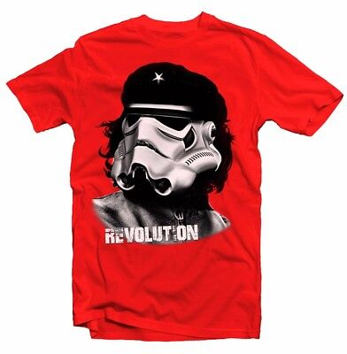 Stormtrooper Revolution Che Guevara red t-shirt FN9337