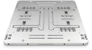 Streacom Bc1 Aluminium BenchTable - Silver