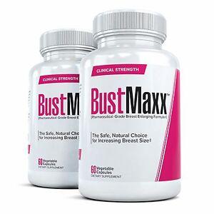 2x-BUSTMAXX-Breast-Enhancement-Pills-60-Capsules-Per-Bottle