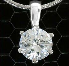 Echt 925 Sterling Silber Anhänger Jesus Kopf Zirkonia rhodiniert Anlaufschutz