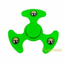 Green Hand Spinner Fidget Toy Anxiety Stress Relief Focus EDC UFO Spinner ADHD