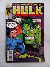 The Incredible Hulk #410 (Oct 1993, Marvel)