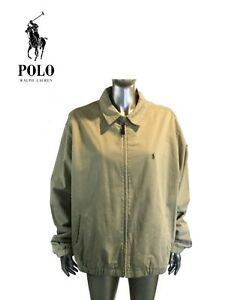 4ms Xl Polo Taglia 27 Lauren Giacca Ralph Fodera Vintage Con Plaid SxFqwH
