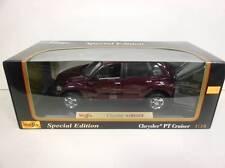 Maisto Chrysler PT Cruiser Purple (Die-cast - 1:18 Scale)