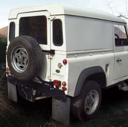 porte arrière Swingaway Roue Transporteur-DA2232 toits * Land Rover Defender 90//110