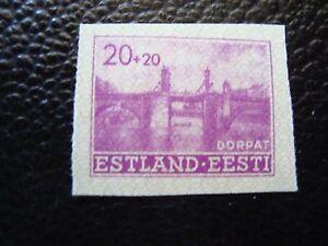 Estonia-Occupation-German-Stamp-Yvert-and-Tellier-N-5-N-A03-Stamp