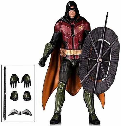 Die studios auch batman arkham ablehnt - ritter  robin action - figur